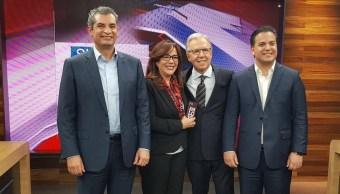 Morena, PAN y PRI exponen sus proyectos en 'Si Me Dicen No Vengo'