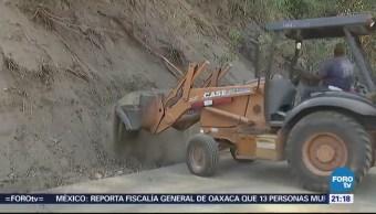 Siete Cada 10 Casas Dañadas Tras Sismo Santa María Huatzolotitlán Oaxaca