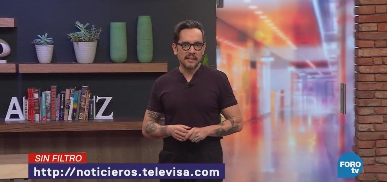 Sin Filtro con Genaro Lozano: Programa del 25 de febrero 2018