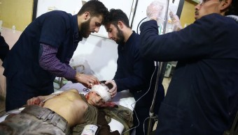 Ataques en Guta dejan más de 500 muertos en una semana