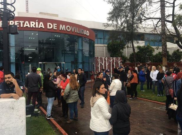 Sismos de magnitud 4.5 y 6.0 sacuden Colima y Jalisco