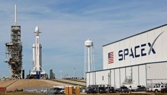 SpaceX lanzará hoy el cohete Falcon Heavy, el más potente del mundo