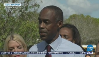 Superintendente escolar de Broward, Estados Unidos, pide mayor control de armas