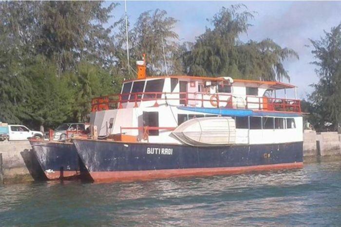 Suspenden búsqueda aérea ferry desaparecido Pacífico
