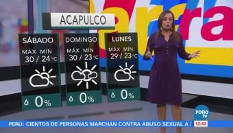 Tiempo Raquel Méndez Esperan Olas