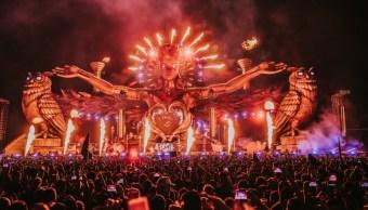 Tiësto y Zedd cierran festival de música electrónica en CDMX