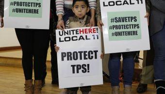 Cifra de salvadoreños reinscritos al TPS en EU supera los 16,800