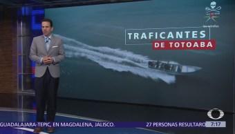 Traficantes de totoaba en el Alto Golfo