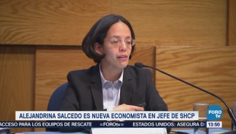 Unidad Planeación Económica Shcp Tiene Nueva Jefa