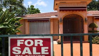 Caen las ventas de casas usadas en Estados Unidos
