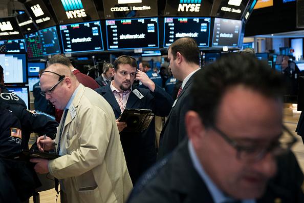 Wall Street opera con pérdidas tras ganancias