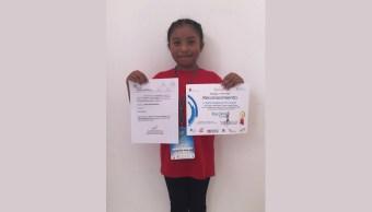 Niña-Premio-Ciencias-Nucleares-Unam-Reconocimiento-ICN-Mujer