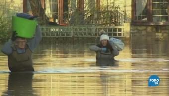 143 millones de desplazados por el cambio climático