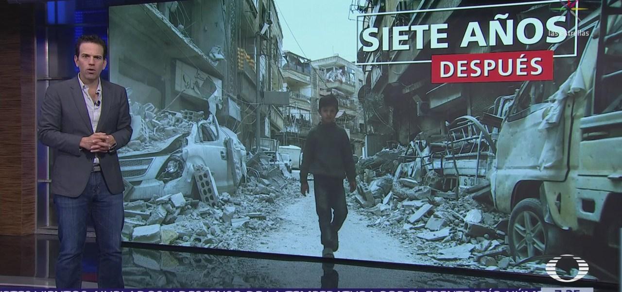 20 mil personas lograron escapar de combates en Guta Oriental, Siria