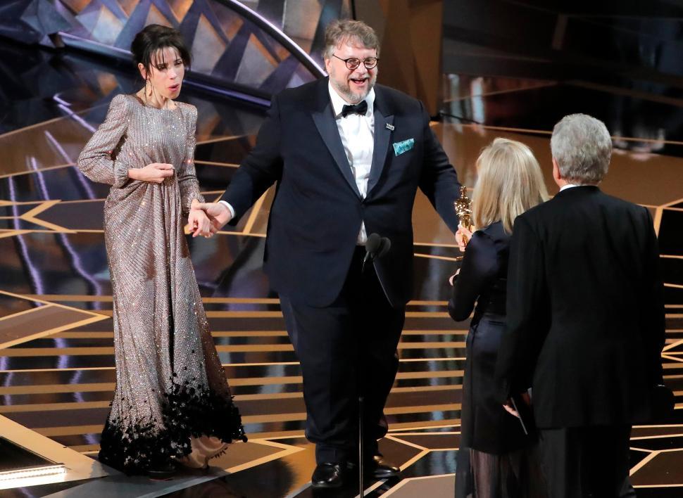 'The Shape of Water' se lleva el Óscar a mejor película