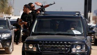 primer ministro palestino resulta ileso ataque convoy gaza