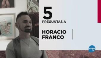 5 Preguntas Horacio Franco Músico, Profesor, Director De Orquesta
