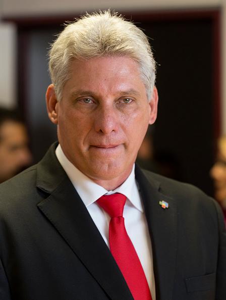 Resultado de imagen para Miguel Díaz-Canel