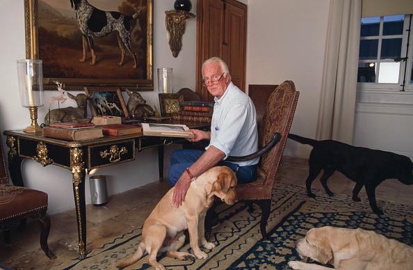 Muere a los 91 años el diseñador Hubert de Givenchy
