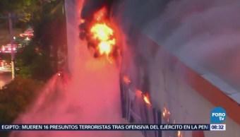 900 Locales Mercado Hidalgo Permanecen Cerrados Tras Incendio