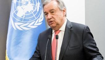 ONU cree que se está llegando a una situación parecida a la Guerra Fría