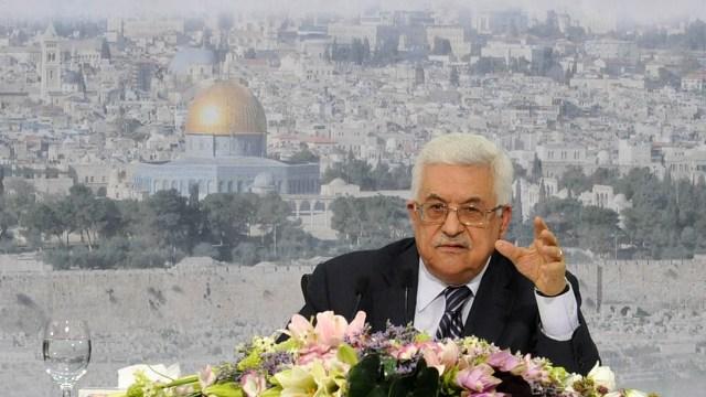Abbas llama hijo perra embajador Estados Unidos Israel