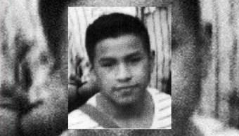 activan alerta amber para localizar a Iván Sandoval González