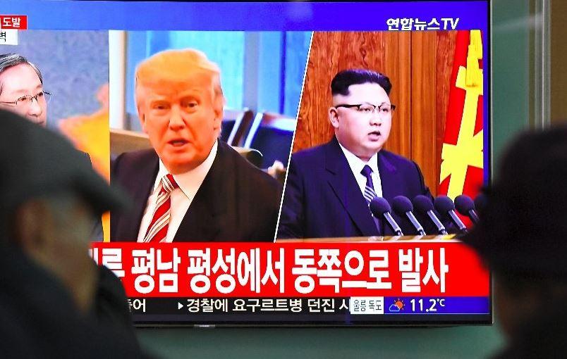Frontera intercoreana podría ser sede de reunión entre Kim y Trump