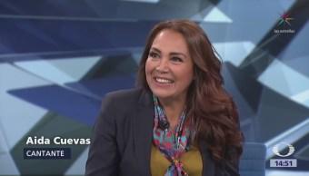 Aída Cuevas: La música mexicana ha sido relegada