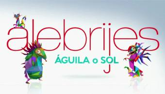 Alebrijes, Águila o Sol Programa del 18 de marzo de 2018
