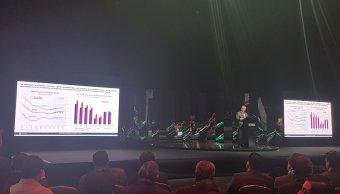 Gobernador de Banxico afirma que la inflación anual comienza a descender