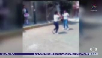 Alumnas organizan peleas en secundaria de la delegación Tlalpan