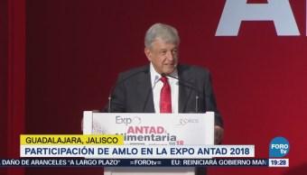 Amlo Habla Empresarios Guadalajara