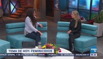 Ana Pamela Romero Guerra Habla Feminicidios
