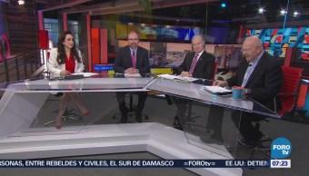 Analizan posición de México en Índice de Impunidad