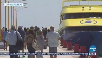 Quintana Roo Instala Arcos Seguridad Terminales Marítimas