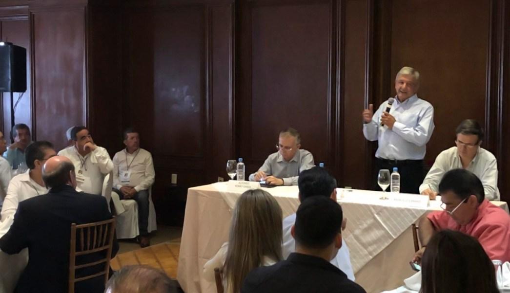 López Obrador confirma la fecha cuando se registrará ante el INE