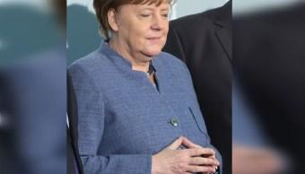 Merkel apuesta por diálogo con EU y rechaza hablar de guerra comercial