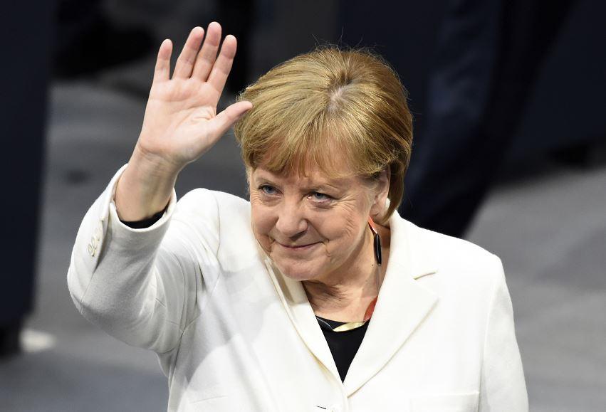 angela merkel elegida canciller alemania cuarto mandato