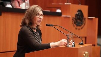 Angélica de la Peña pedirá intervención de la ONU en caso Anaya