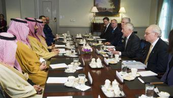 EU aprueba venta de armamento por más de 1,000 mdd a Arabia Saudita
