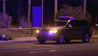 Arizona suspende pruebas de vehículos autónomos de Uber
