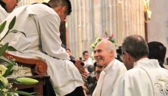 Arzobispo Aguiar Retes pide por gobernantes y la paz en Viernes Santo