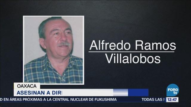 Asesinan a líder local de la CTM en Oaxaca