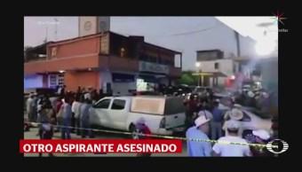Asesinan a precandidato del PRI a alcaldía de Puebla