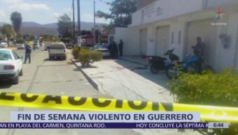 Asesinan al precandidato del PRD a la Alcaldía de Zihuatanejo, Guerrero