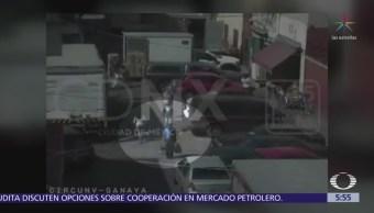 Atrapan a chineros en la delegación Venustiano Carranza