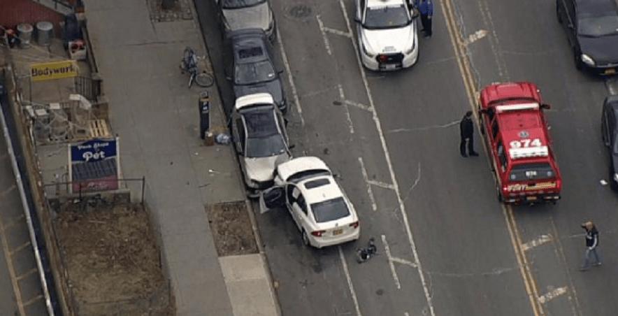 Atropellamiento en Brooklyn, NY, deja dos muertos