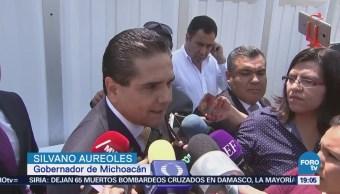 Aureoles Garantiza Tranquilidad Durante Jornada Electoral Michoacán