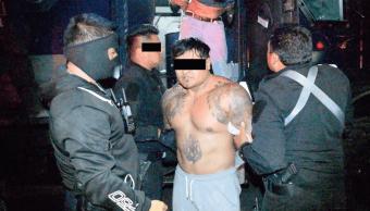 Autoridades confirman detención de El H, presunto líder de narcomenudistas
